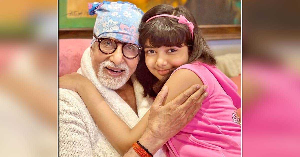 Aishwarya Rai Bachchan Shares Picture Of Amitabh Bachchan & Aaradhya From His 79th Birthday