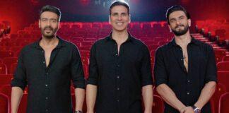 Akshay Kumar, Ajay Devgan & Ranveer Singh To Feature In Sooryavanshi's First Song 'Aila Re Aila, Release Date Out!