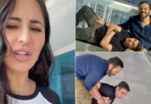 Akshay Kumar Is On The Receiving End Of A Prank Orchestrated By Katrina Kaif, See Video