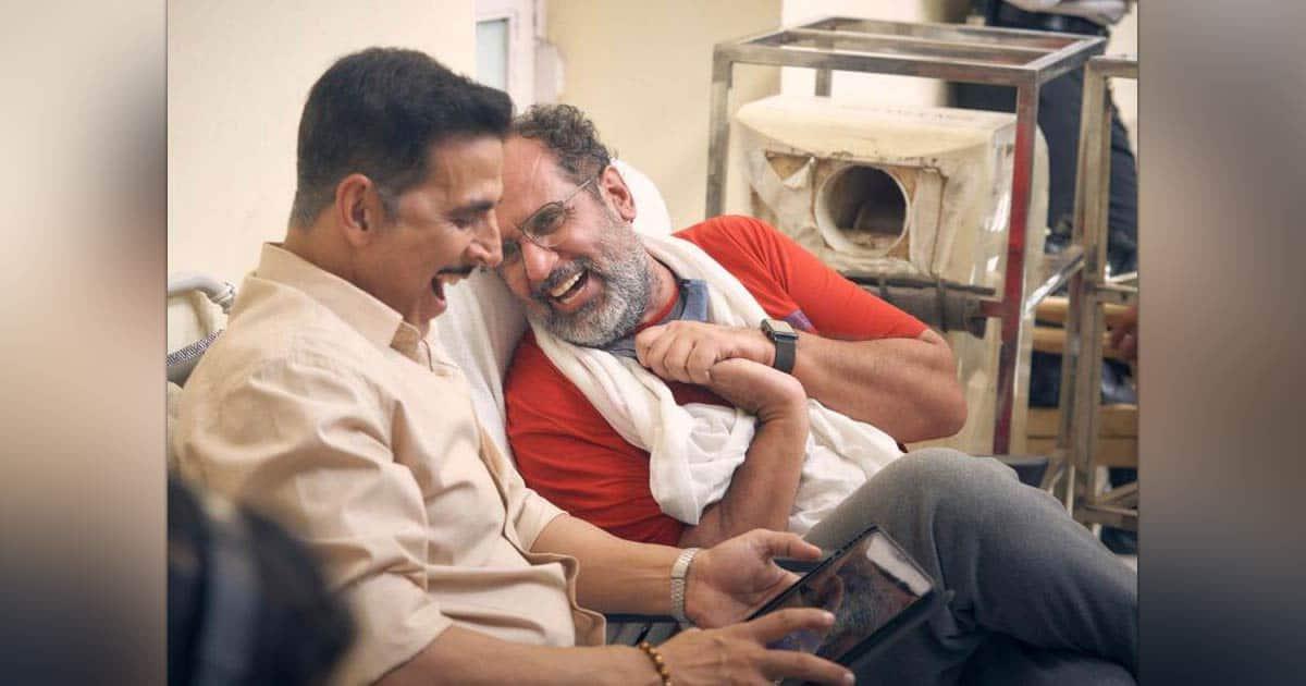 Akshay Kumar wraps up shooting of Aanand L Rai's Raksha Bandhan