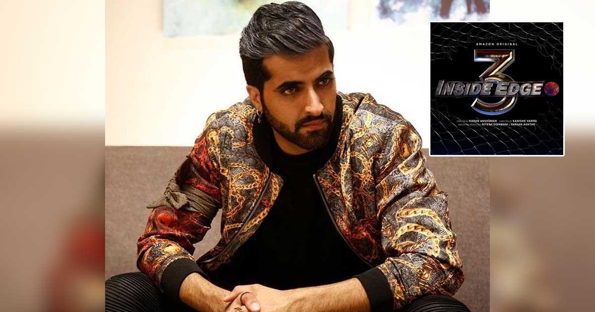 Akshay Oberoi Starts Dubbing For 'Inside Edge' Season 3