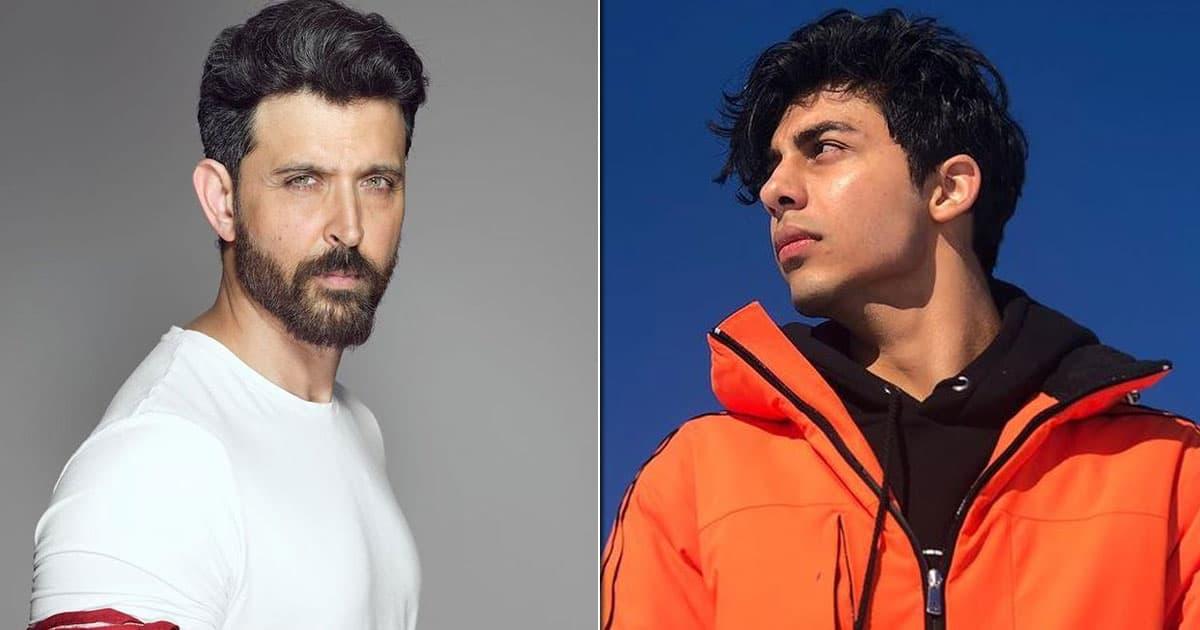 "Amidst Aryan Khan's Bail Plea Hearing, Hrithik Roshan Pens Heartwarming Letter: ""Allow Yourself To Burn, But Just Enough..."""
