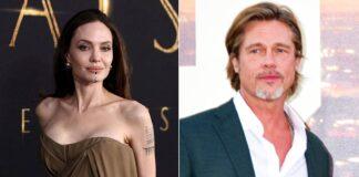 Angelina Jolie Removes Tatoo With Brad Pitt's Birth Co-Ordinates?
