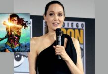Angelina Jolie Turned Down Wonder Woman?