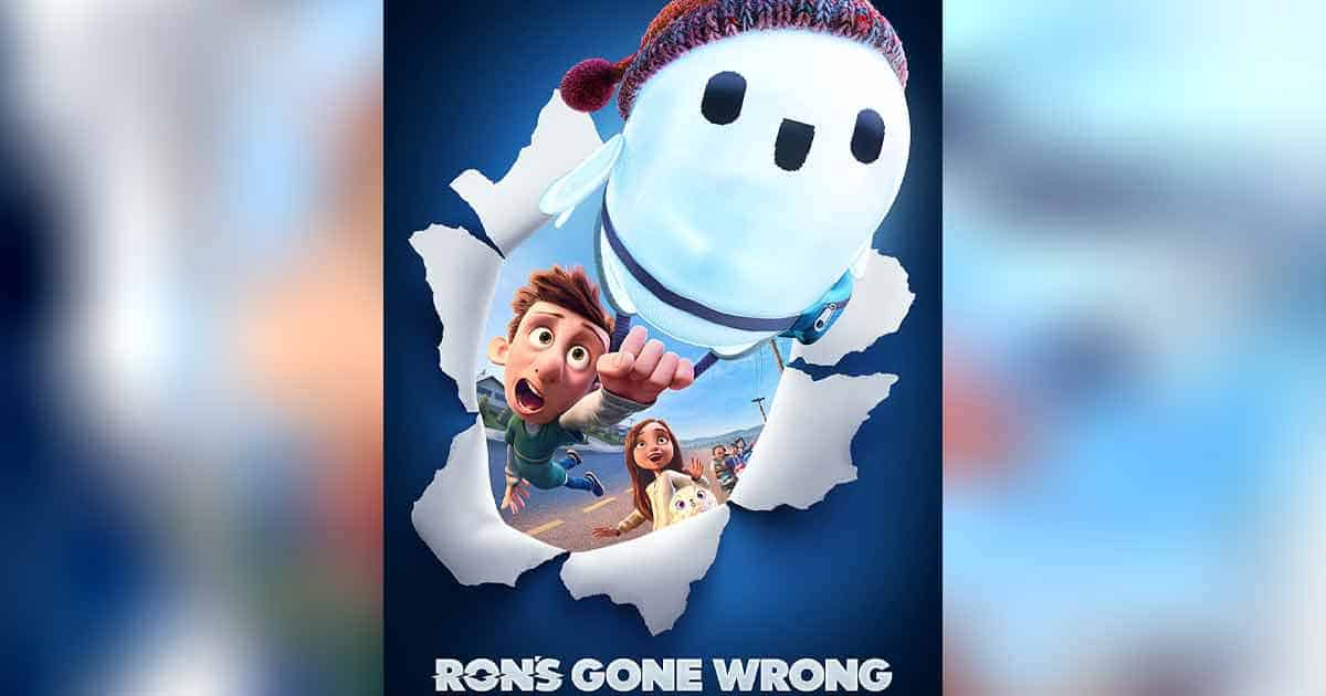 Animated film 'Ron's Gone Wrong' to release on Oct 29 in India