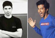 Anshuman Jha training under 'Avengers' trainer Tsahi Shemesh