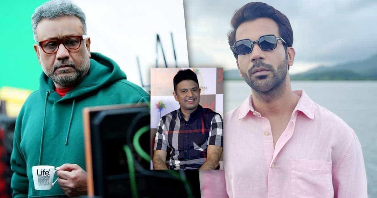 Anubhav Sinha Returns With Yet-another Hard Hitting Social Drama - Bheed, Bhushan Kumar To Jointly Produce Choosing Rajkummar Rao As The Leading Man