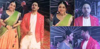 Anupamaa's Rupali Ganguly & Gaurav Khanna Grooves To 'Ek Main Aur Ek Tu'
