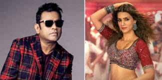 AR Rahman Is Excited As Mimi's Sound Track Gets Submitted To The 64th Grammy