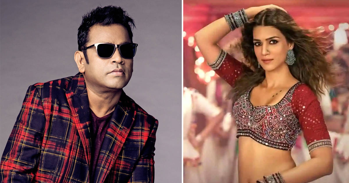 AR Rahman Is On Cloud Nine As Mimi's Sound Track Submitted To The 64th Grammy!