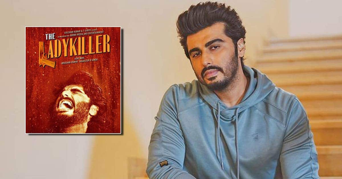 Arjun Kapoor to star in The Lady Killer produced by Bhushan Kumar and Shaaliesh R Singh and directed by Ajay Bahl