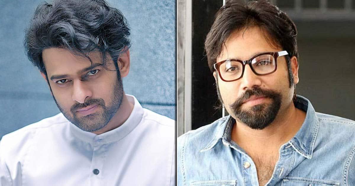 Arjun Reddy Director To Direct Prabhas' 25th Film? Read On