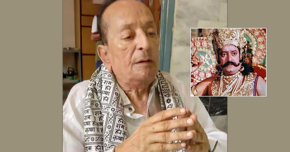 Arvind Trivedi aka Ramayan's Raavan Dies