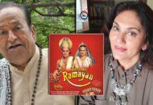 Arvind Trivedi's Ramayan Co-Star Dipika Chikhlia Recalls 'Sita Apaharan' Scene With Late Actor