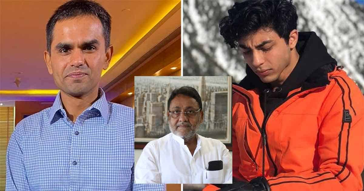 On Aryan Khan's Drug Case NCP Spokesperson Nawab Malik Releases New Video & Questions NCB's Sameer Wankhede