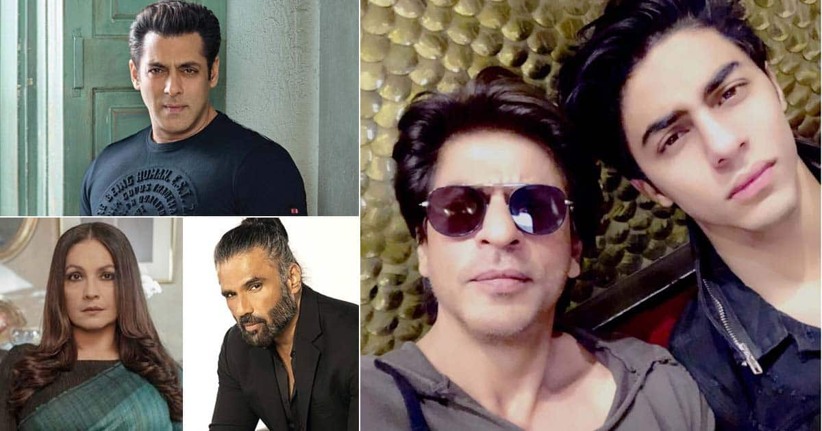 आर्यन खान अरेस्ट: पूजा भट्ट और सेलेब्स ने शाहरुख खान को दिया लैंड सपोर्ट