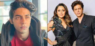 Aryan Khan Breaks Down In Jail While Having A 10 Minute Video Call Conversation With Shah Rukh Khan, Gauri Khan? Deets Inside
