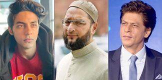 Aryan Khan Case: Asaduddin Owaisi Speaks Against Shah Rukh Khan's Son's Arrest
