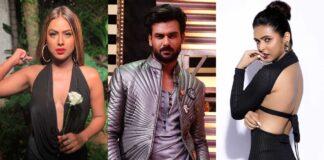 Nia Sharma Calls Vishal Aditya Singh's Ex-Girlfriend Madhurima Tuli 'Man-Beater'