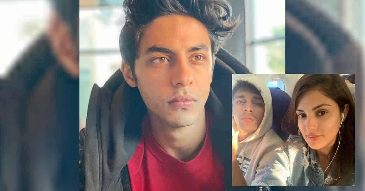NCB Draws Parallels Between Aryan Khan & Rhea-Showik Chakraborty's Drug Case During The Latter's Bail Hearing