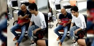 Aryan Khan's Viral Video Of Speaking On The Phone From NCB's Office Was Him Recording A Note For Shah Rukh Khan's Manager Reveals KP Gosavi