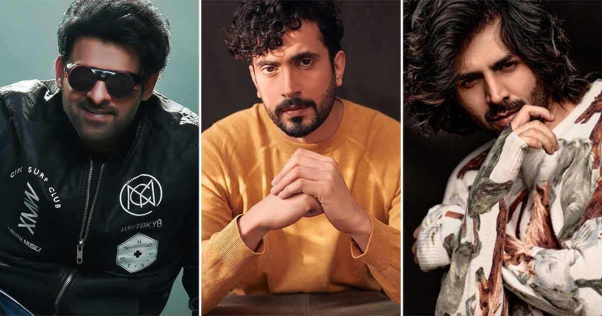 Banter Alert: Prabhas, Sunny Singh and Kartik Aaryan indulge in a fun banter, their chemistry will make your day!