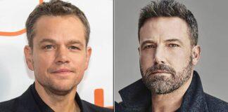 Ben Affleck & Matt Damon Shared A Kiss In Their New Film 'The Last Duel'?