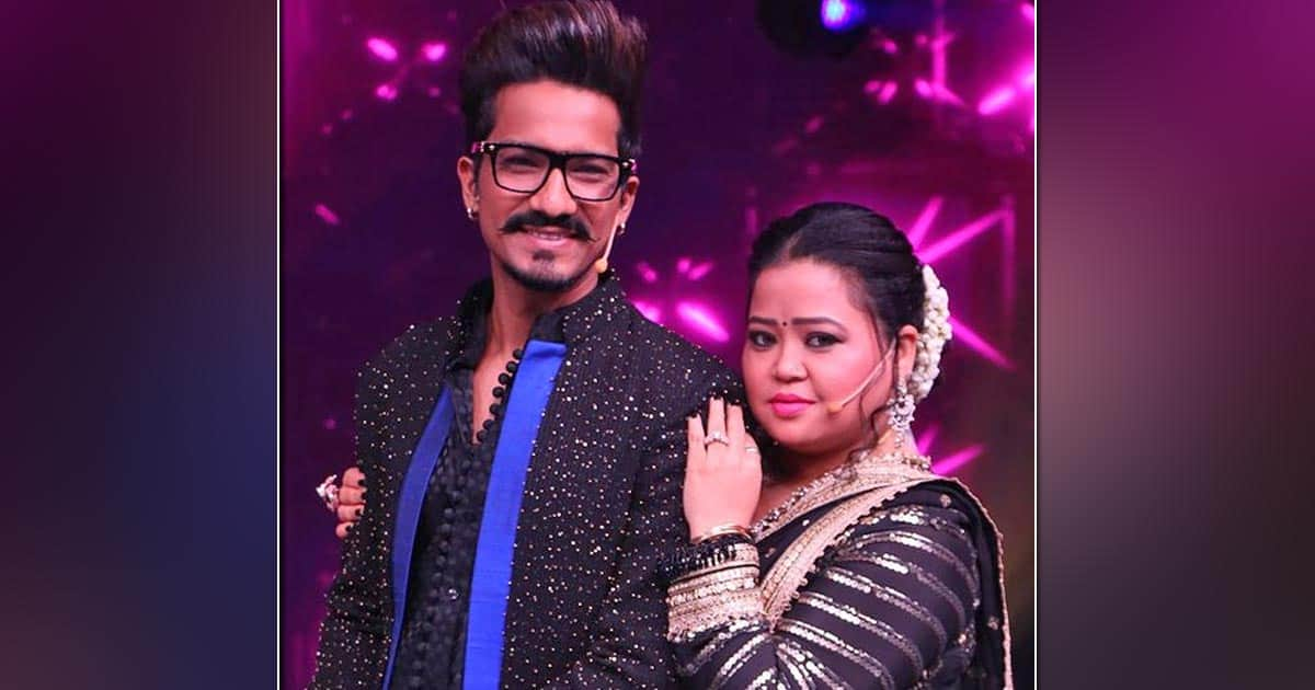 Bharti Singh & Haarsh Limbachiyaa Slam Trollers By Saying We Are Really Very Secure