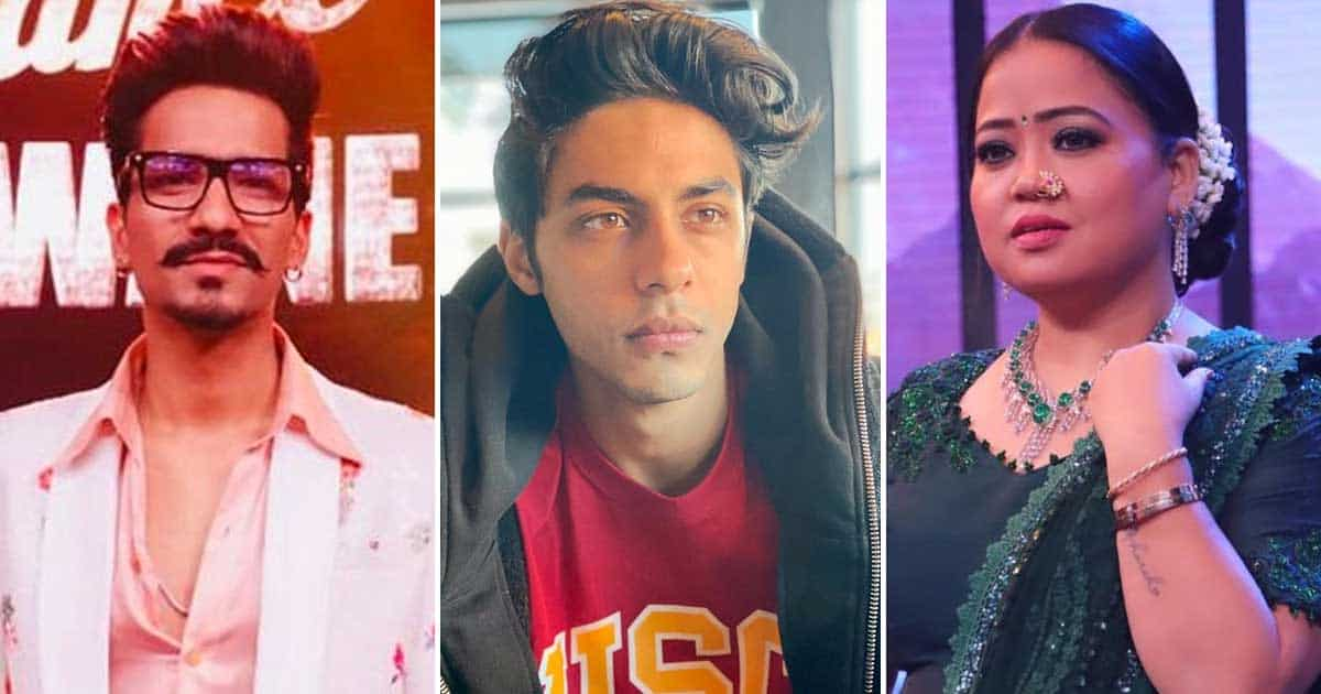 Aryan Khan Is Suffering Due To A Flop Strategy? Bharti Singh & Haarsh Limbachiyaa's Lawyer Reveals How He Kept His Clients Away From The Bars