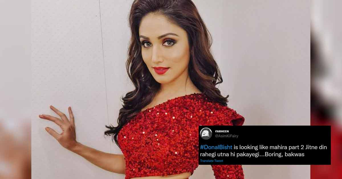 Bigg Boss 15 Viewers Finds Their First Villain In Donal Bisht, Social Media Filled With Mixed Reactions From Fans