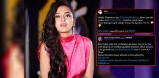 Bigg Boss 15: Netizens Say 'Shame On Tejasswi Prakash' For The 'Fake Choke' & Support Umar Riaz