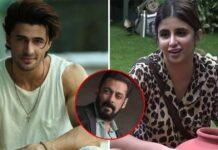"Bigg Boss 15: Salman Khan Warns Miesha Iyer & Ieshaan Sehgal After Their Kiss On National TV; Says, ""What If You Guys Don't Get Married?"""