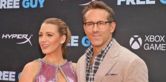 Blake Lively Trolls Ryan Reynolds After He Announced That He Is Taking A Sabbatical From Movie-Making