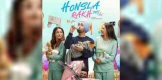 Box Office - Diljit Dosanjh shows his supremacy yet again as top Punjabi superstar, Honsla Rakh takes a blockbuster opening