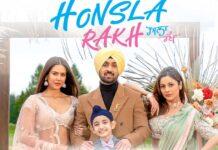 Box Office - Honsla Rakh keeps its strong run world over