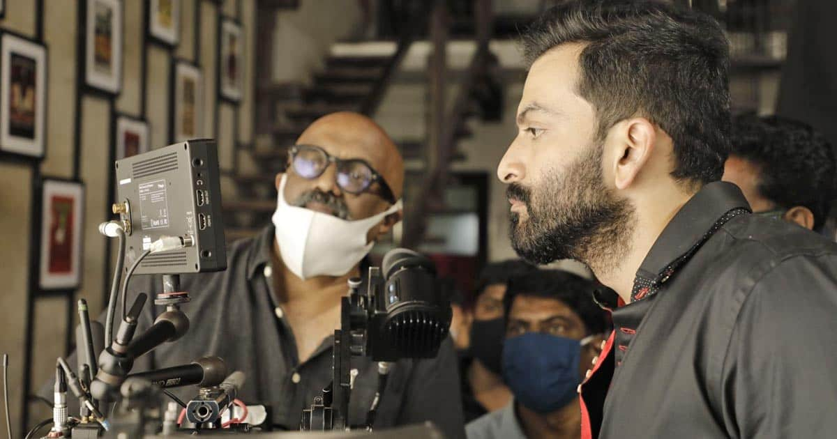 'Bhramam' Director Ravi K. Chandran: Real Challenge Included Getting Nuances Correc