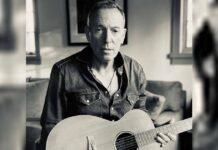 Bruce Springsteen handwritten lyrics, harmonicas set for auction