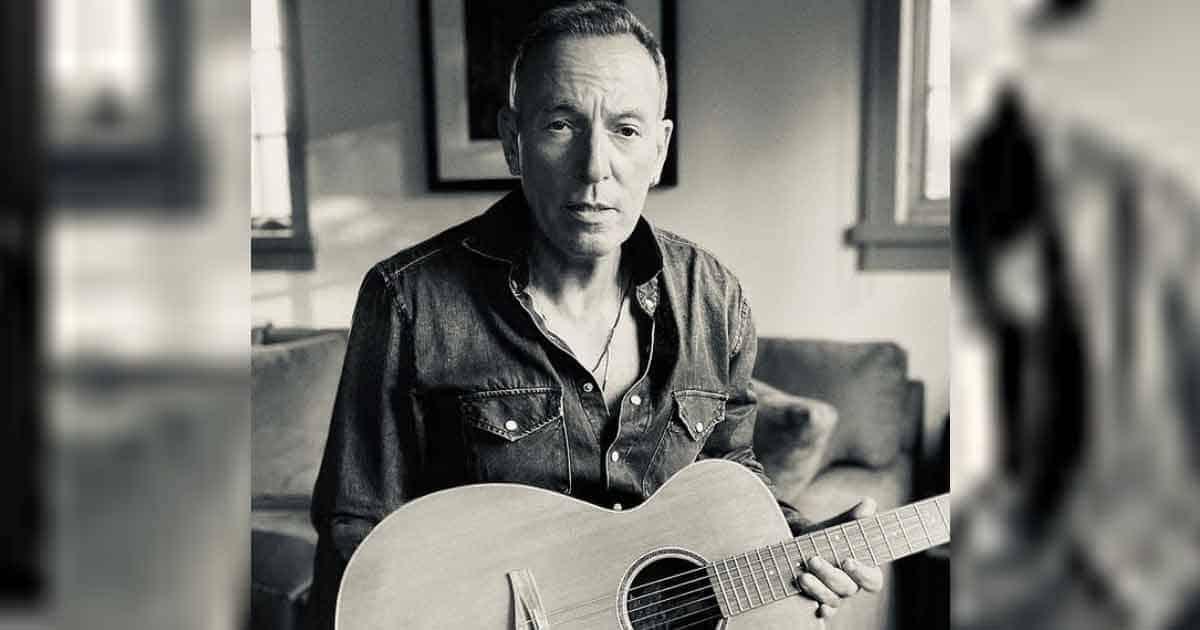 Rock Legend Bruce Springsteen's Handwritten Lyrics & Harmonicas Set For Auction
