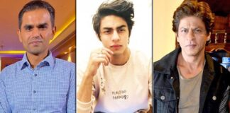 Busting Of Sameer Wankhede Slapping Aryan Khan On A Live Call With Shah Rukh Khan