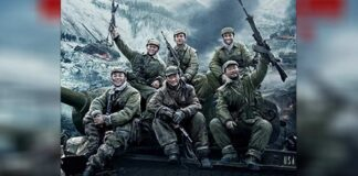 China's 'Battle at Lake Changjin' claims global box-office crown
