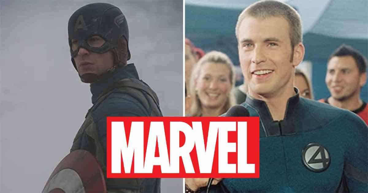 Chris Evans Is Rumoured To Return To Marvel's New Fantastic Four Movie But As Captain America Instead