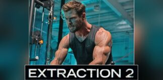 Chris Hemsworth Prepares For The Sequel Of Netflix's Extraction