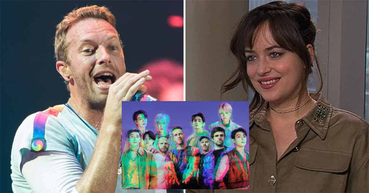 """Dakota Johnson Had A Fairytale Like Moment After BF Chris Martin Professes Love For His """"Universe"""" During A Concert"""