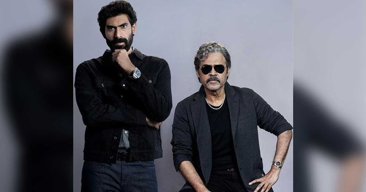 Venkatesh-Rana Daggubati's All Set To Get On The Floors For Telugu Web Series 'Rana Naidu'