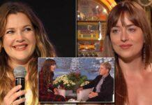 Dakota Johnson Praised As 'Amazing' By Drew Barrymore To Destroy Ellen DeGeneres For A Lie On Her Show - Video Inside