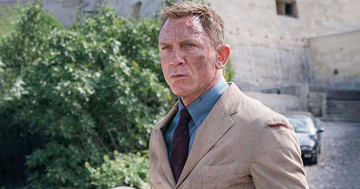 """Daniel Craig Recalls Filming His Last Scene For 'No Time To Die': """"There Were No Explosions Or Car Chases, It Was A Simple…"""""""