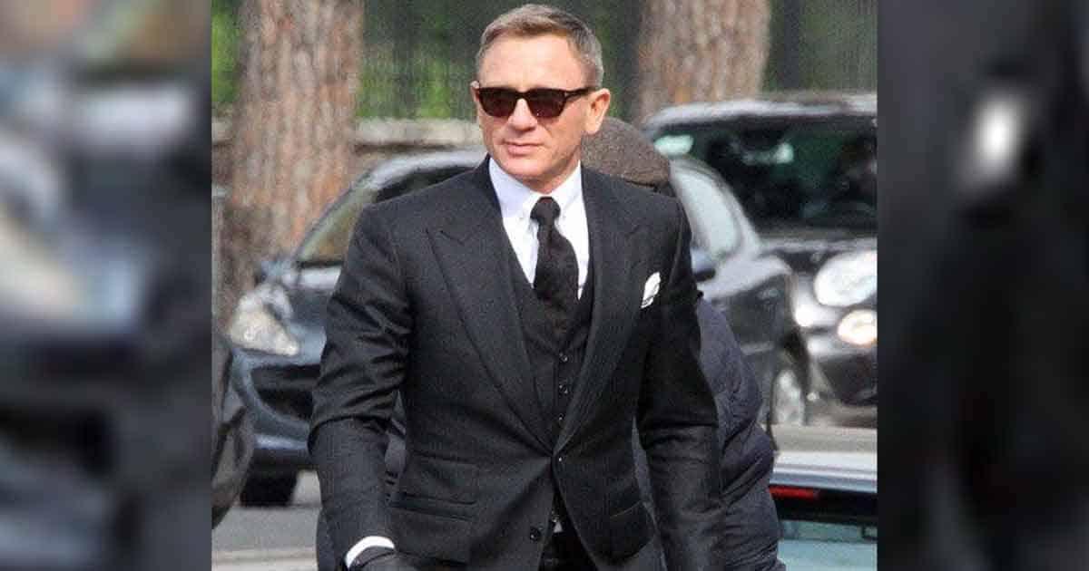 Daniel Craig says playing James Bond has been a 'slog' at times