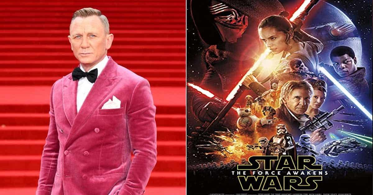Daniel Craig Shares How He Landed 'Star Wars' Role
