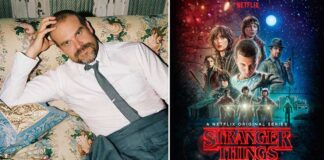 David Harbour Talks About Stranger Things 4