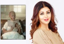 Debina Bonnerjee's prosthetics for 'Shubho Bijoya' will leave you in shock